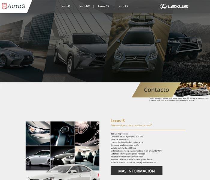 Lexus Colombia