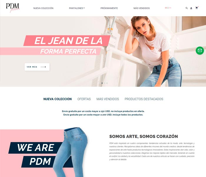 PDM Jeans