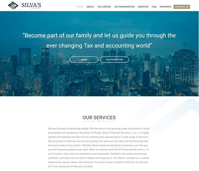 Silvas Financial Services