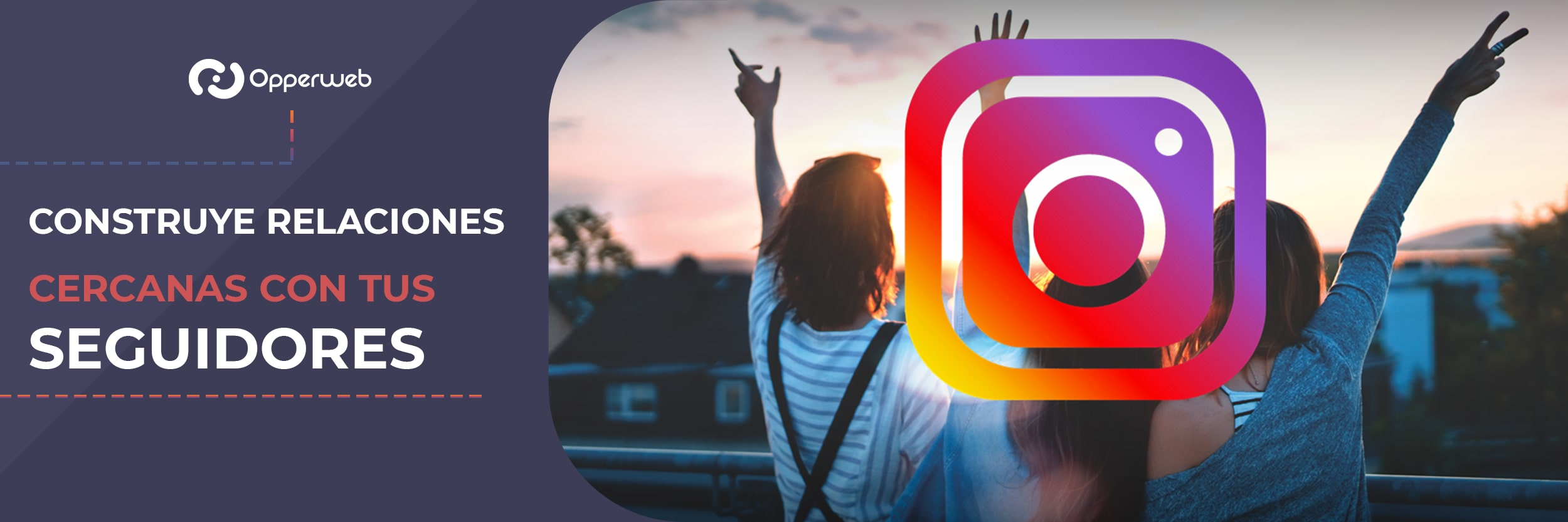 conversa usando el chat sticker de instagram