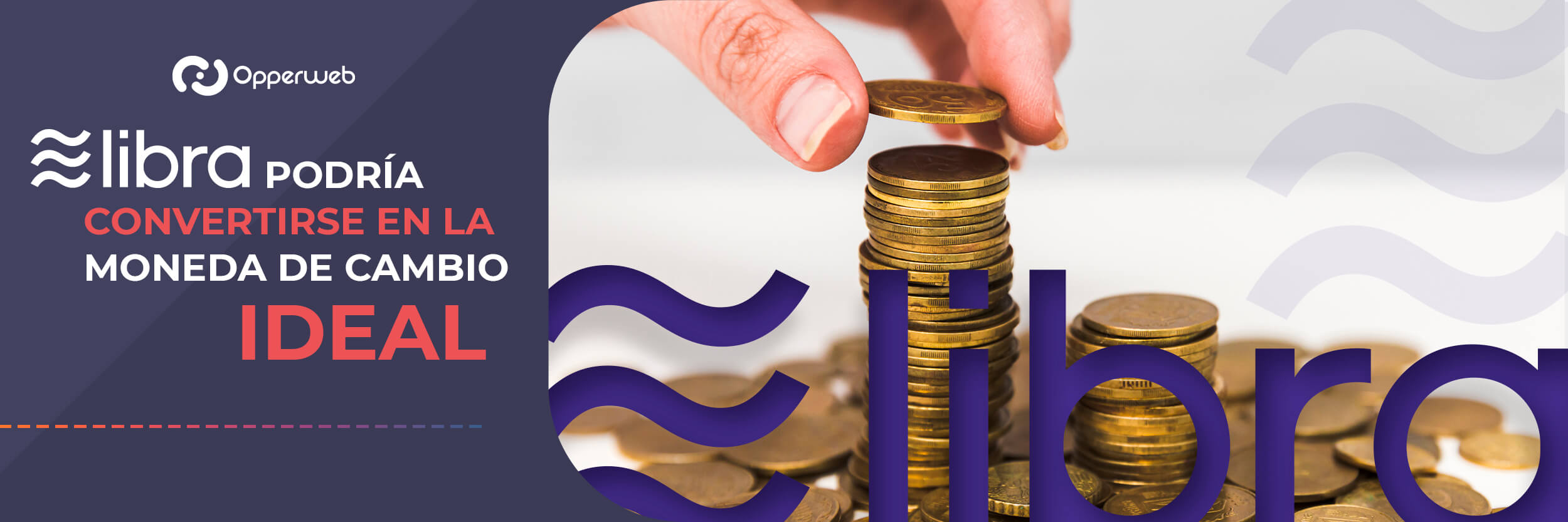 libra podría convertise en la moneda de cambio ideal