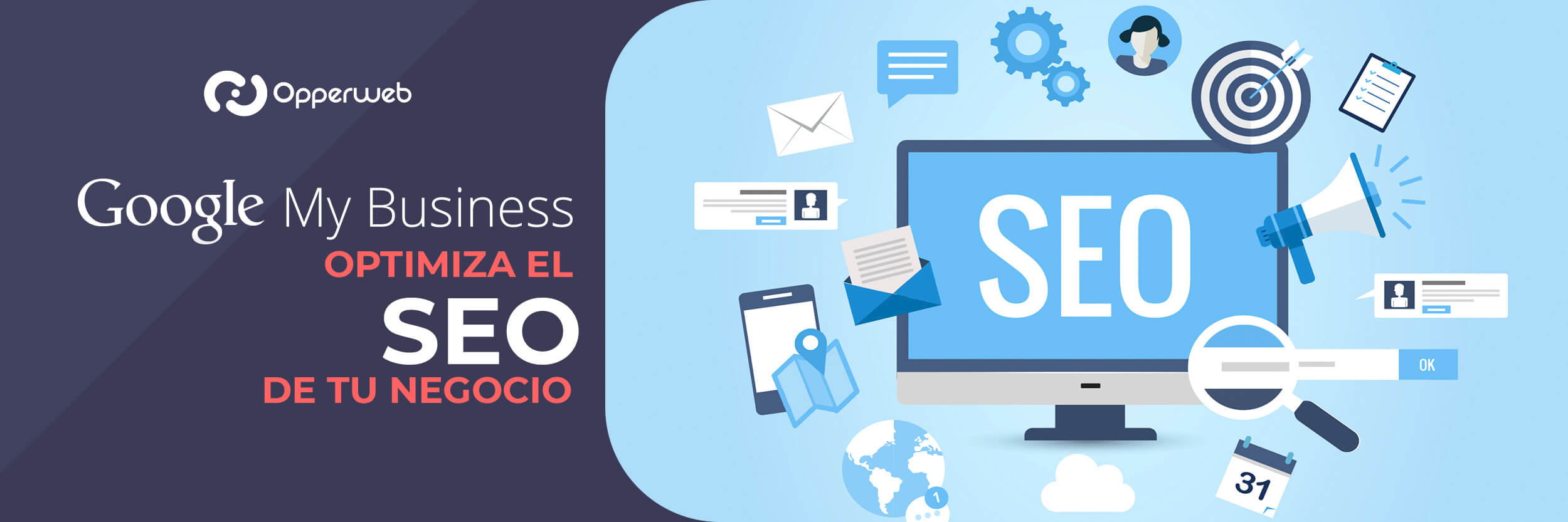 Google My Business optimiza el SEO de tu negocio