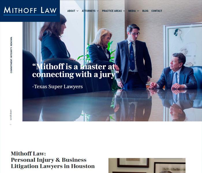 Mithoff Law