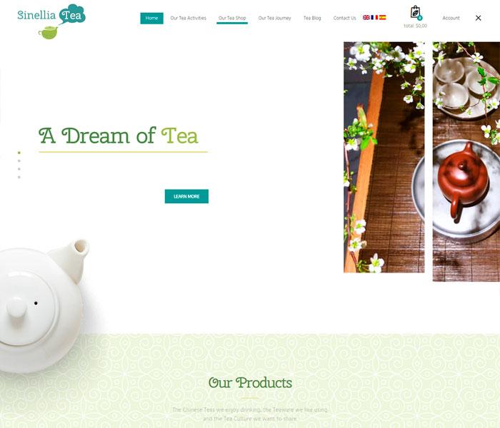 Sinellia Tea
