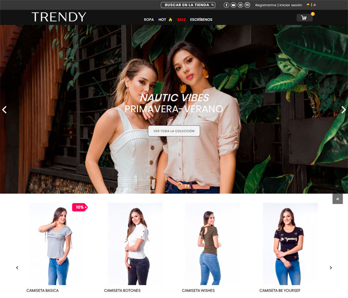 Trendy Clothing