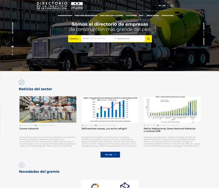 Camacol – Directorio de la industria de la construcción