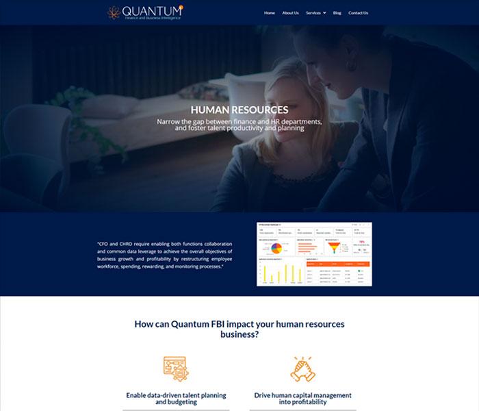 QuantumFBI – HR