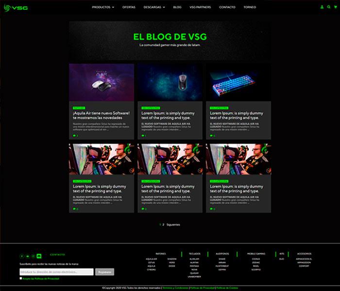 VSG Latam – Blog